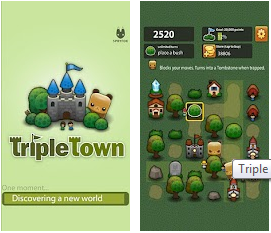 triple town android tablet app