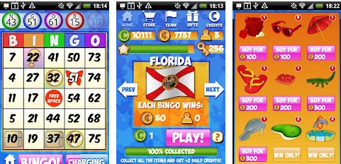 bingo android apps