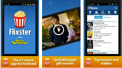 flixter android application