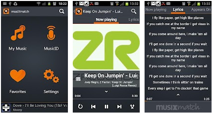 music android application