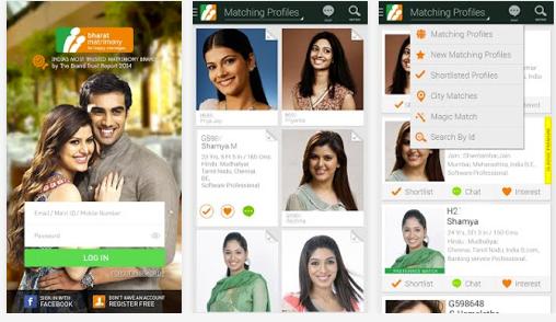 bharat matrimony android app