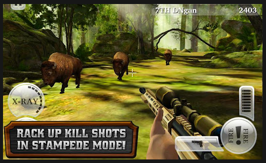 deer hunter android app