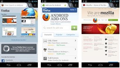 firefox best android browser
