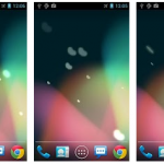 jelly beans live wallpaper