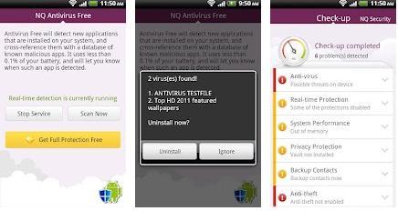 antivirus free android