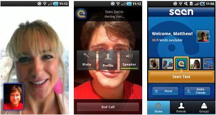 facebook video chat on android