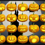 halloween pumpkind android application