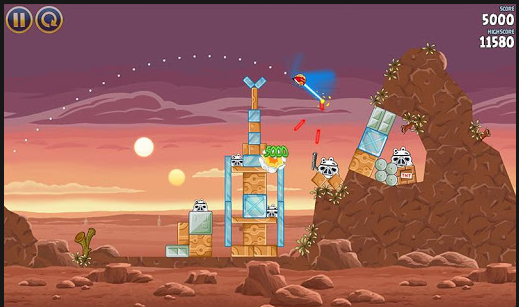 angry bird android app