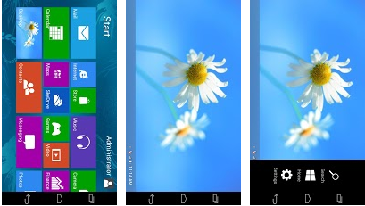 windows 8 android app