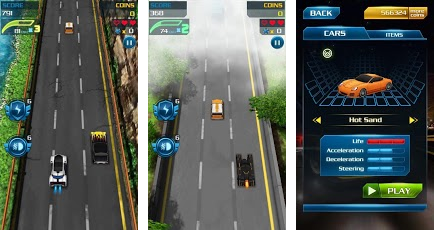 car racing android apps