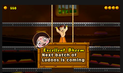 chota bheem android application