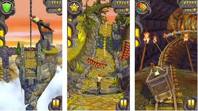 temple run 2 android application for free