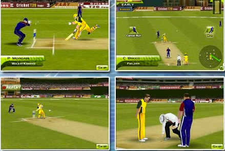cricket IPL T20 android application