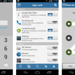 lock apps on android