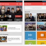 TV tag android app