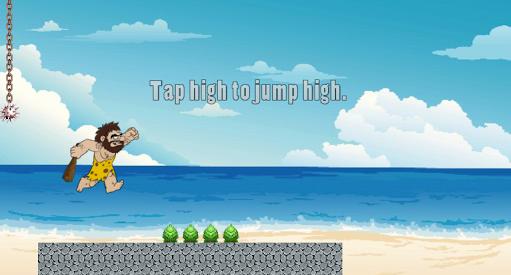 caveman android app