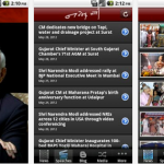 Narender Modi Official Android app