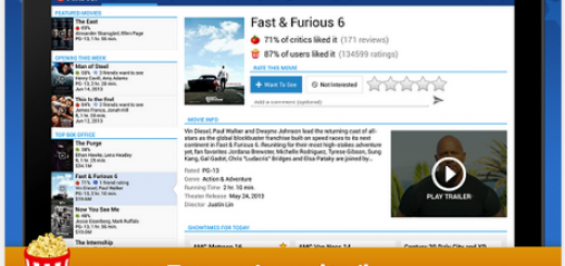 flixter android app