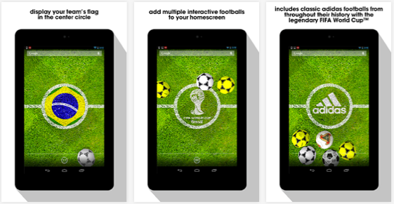 official fifa 2014 android app