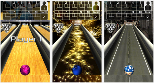bowling app